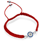 Evil Eye Friendship Bracelet