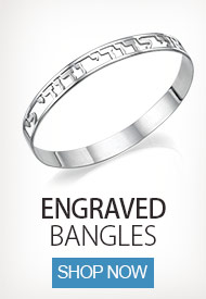 Engraved Bangles