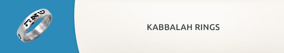 Kabbalah Rings