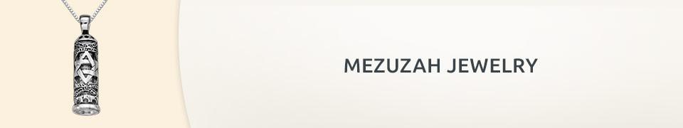 Mezuzah Jewelry
